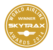 Skytrax 2014 Winner